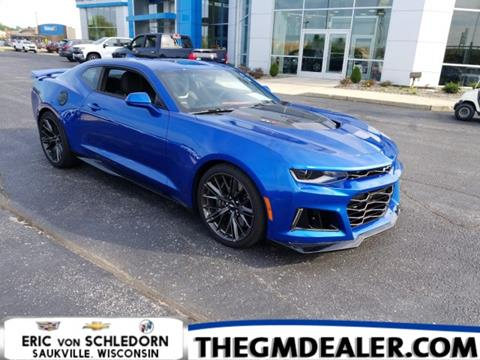 2018 Chevrolet Camaro for sale in Saukville, WI