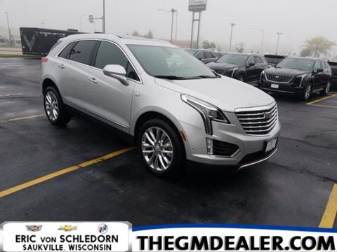 2019 Cadillac XT5 for sale in Saukville, WI