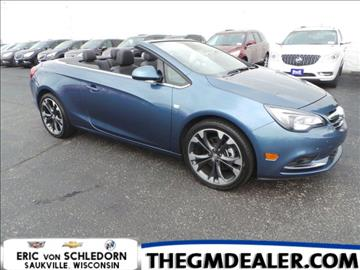 2016 Buick Cascada for sale in Saukville, WI