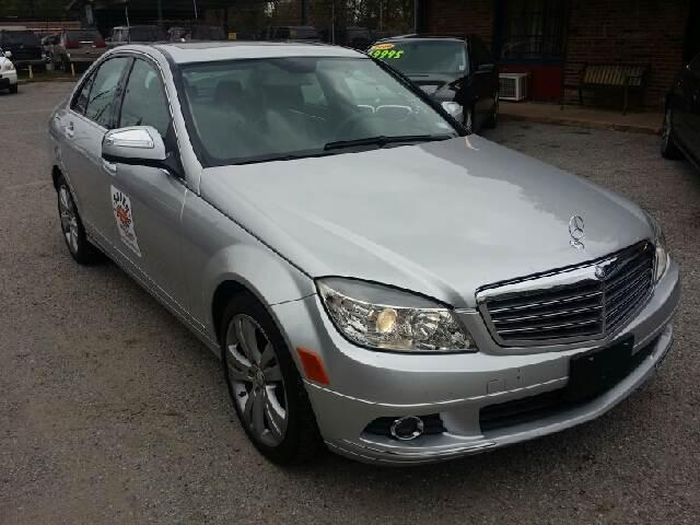2008 Mercedes Benz C Class For Sale At Super Wheels N Deals
