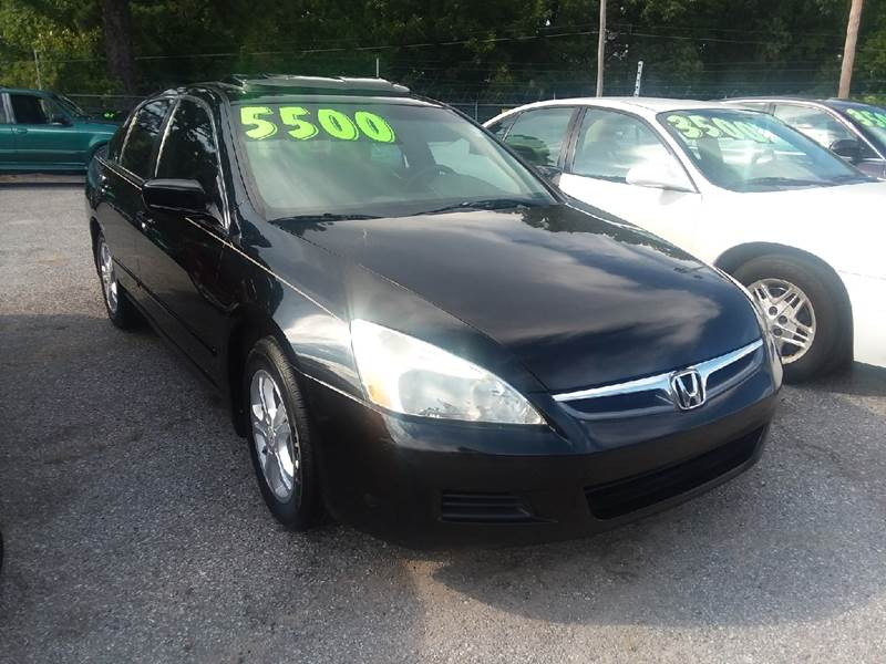 2007 Honda Accord For Sale At Super Wheels N Deals In Memphis TN