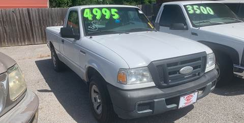 Used Ford Ranger For Sale >> 2007 Ford Ranger For Sale In Memphis Tn