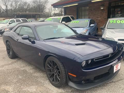2017 Dodge Challenger for sale at Super Wheels-N-Deals in Memphis TN