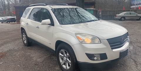 2008 Saturn Outlook XR for sale at Super Wheels-N-Deals in Memphis TN