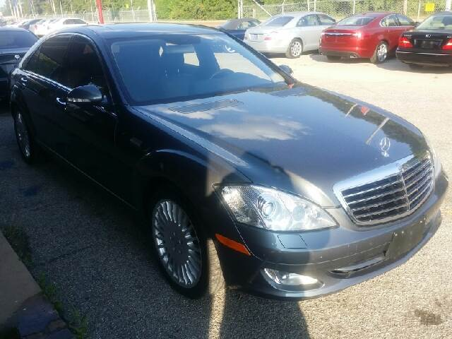 2007 Mercedes-Benz S-Class for sale at Super Wheels-N-Deals in Memphis TN