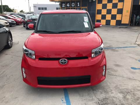 2014 Scion xB for sale at Dulux Auto Sales Inc & Car Rental in Hollywood FL