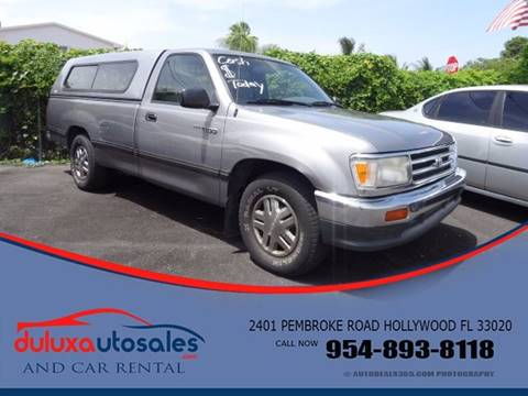 1994 Toyota T100 for sale in Hollywood, FL