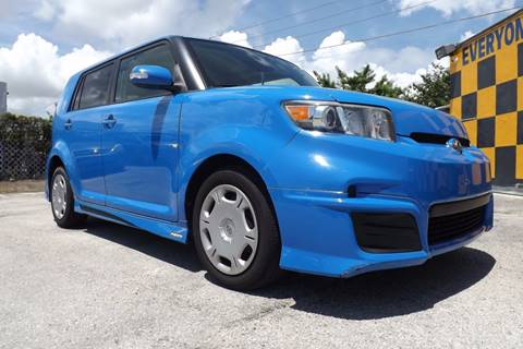 2011 Scion xB for sale in Hollywood, FL