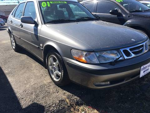 2001 Saab 9-3 for sale in Holton, KS