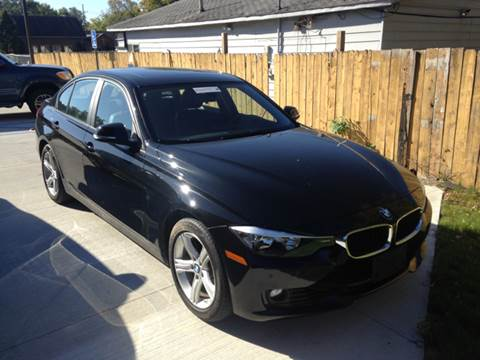 2015 BMW 3 Series for sale in Rochester Hills, MI