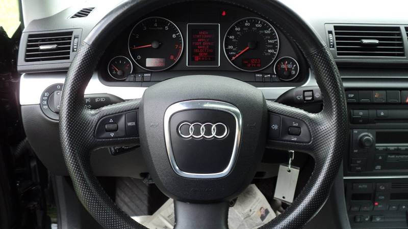 2006 Audi A4 AWD 2.0T quattro 4dr Sedan (2L I4 6A) - La Follette TN