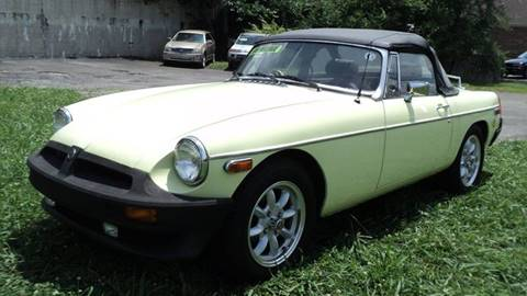 1978 MG MGB for sale in La Follette, TN