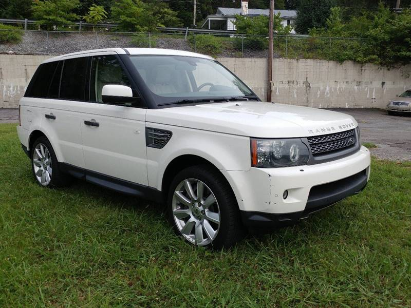2010 Land Rover Range Rover Sport 4x4 Supercharged 4dr SUV - La Follette TN