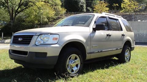 2006 Ford Explorer for sale in La Follette, TN