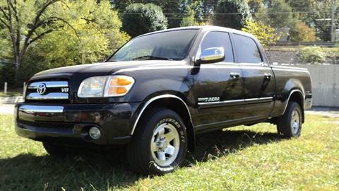2004 Toyota Tundra for sale in La Follette, TN
