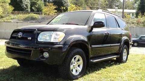 2007 Toyota Sequoia for sale in La Follette, TN