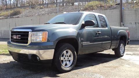 2007 GMC Sierra 1500 for sale in La Follette, TN