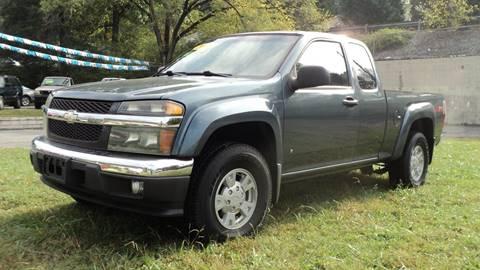 2006 Chevrolet Colorado for sale in La Follette, TN