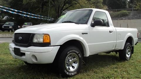 2003 Ford Ranger for sale in La Follette, TN