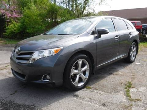 2014 Toyota Venza for sale in La Follette, TN