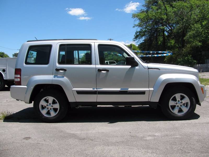 2010 Jeep Liberty 4x4 Sport 4dr SUV - La Follette TN