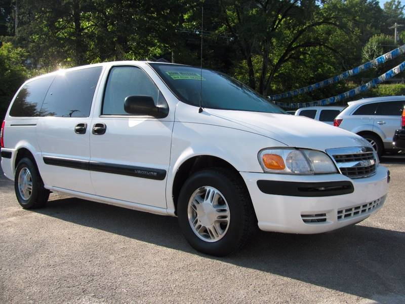 2004 Chevrolet Venture LS 4dr Extended Mini-Van - La Follette TN