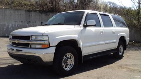 2002 Chevrolet Suburban for sale in La Follette, TN