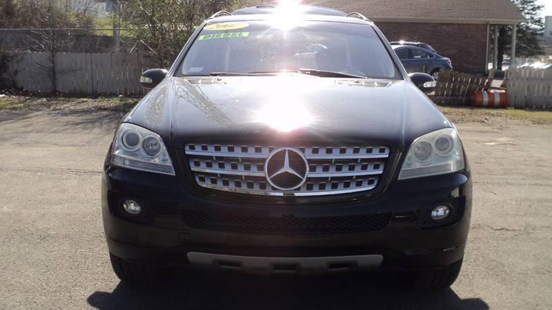 2007 Mercedes-Benz M-Class AWD ML 320 CDI 4MATIC 4dr SUV - La Follette TN