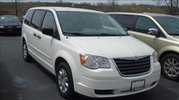 2008 Chrysler Town and Country for sale in Dansville, NY