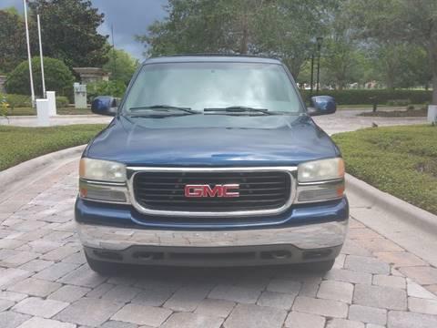 2002 GMC Yukon XL for sale in Lutz, FL