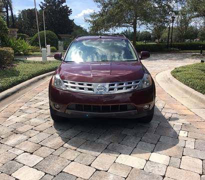 2005 Nissan Murano for sale in Lutz, FL