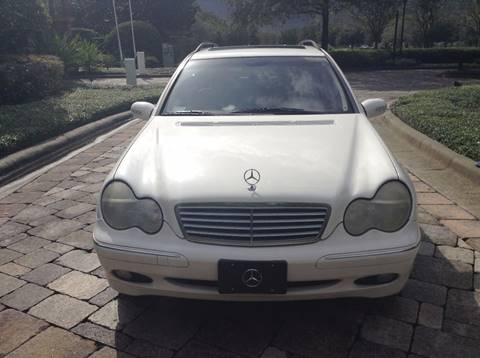 2003 Mercedes-Benz C-Class for sale in Lutz, FL