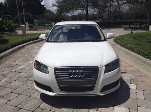 2009 Audi A3 for sale in Lutz, FL