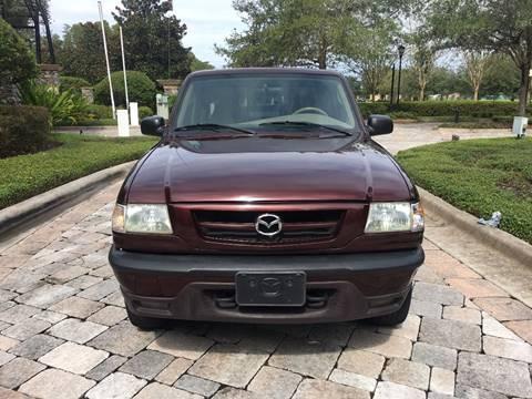 2003 Mazda Truck for sale in Lutz, FL