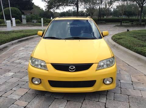 2003 Mazda Protege5 for sale in Lutz, FL