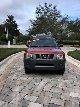 2005 Nissan Xterra for sale in Lutz, FL