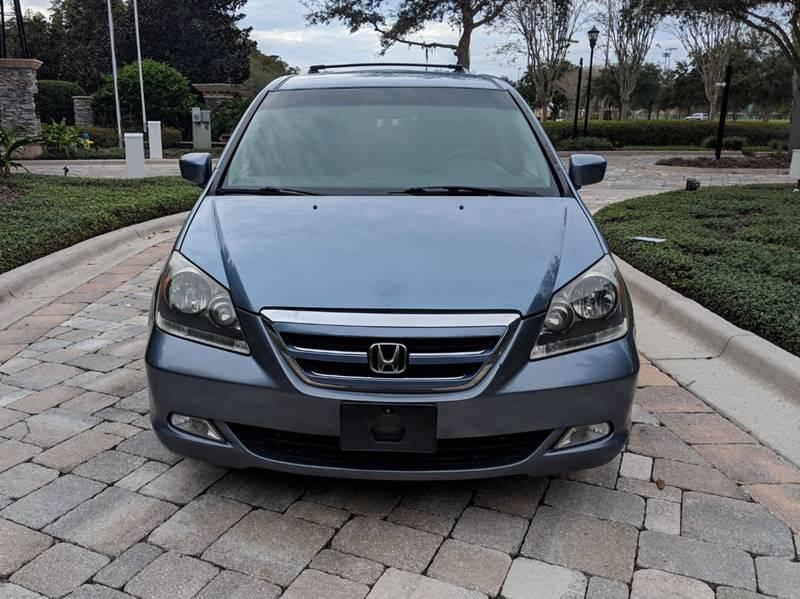 2007 Honda Odyssey  Car