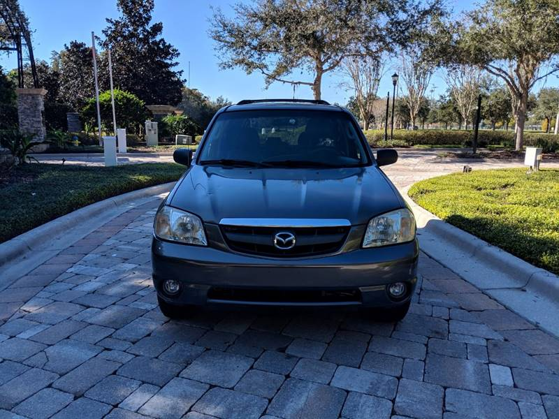 2004 Mazda Tribute  Car