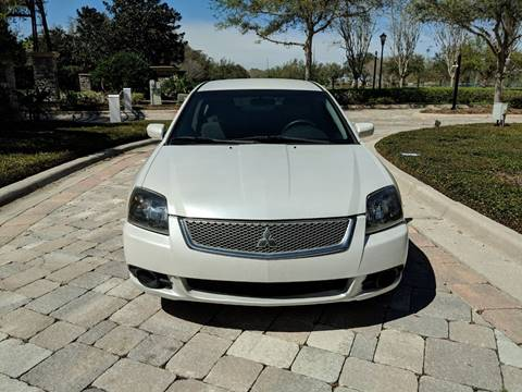 2010 Mitsubishi Galant for sale in Lutz, FL