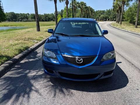 2006 Mazda MAZDA3 for sale in Lutz, FL