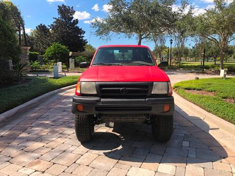 1999 Toyota Tacoma for sale in Lutz, FL