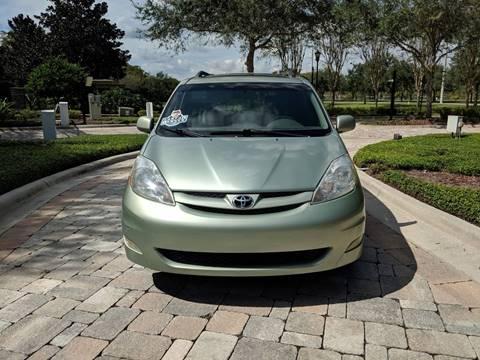 2009 Toyota Sienna for sale in Lutz, FL