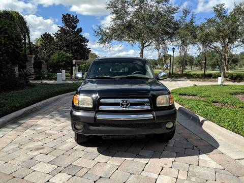 2003 Toyota Tundra for sale in Lutz, FL