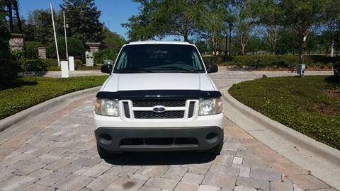 2004 Ford Explorer Sport Trac for sale in Lutz, FL