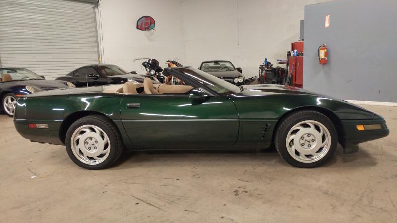1996 Chevrolet Corvette 2dr Convertible - Port Richey FL
