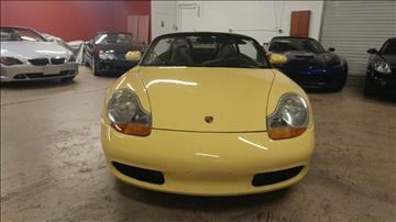 1997 Porsche Boxster