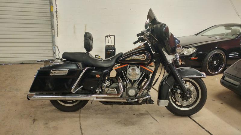 1996 Harley-Davidson Electra Glide  - Port Richey FL