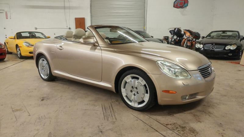2002 Lexus SC 430 2dr Convertible - Port Richey FL