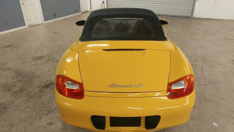 2000 Porsche Boxster S 2dr Convertible - Port Richey FL