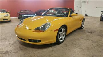 2000 Porsche Boxster for sale in Port Richey, FL